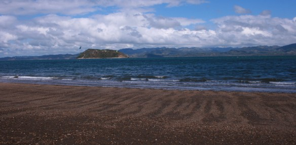Bahia Salinas is one of the stunning views that you can find in Costa Rica
